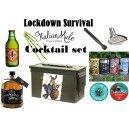 Italian Mule Lockdown Survival Cocktail set