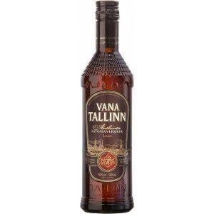 Vana Tallinn likeur 500ml 50%