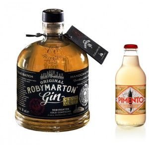Roby Marton Gin - 10 pack Pimento Deal