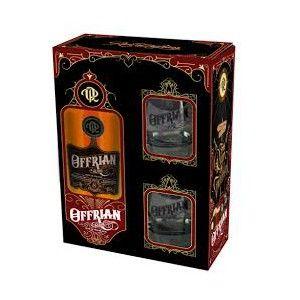 Offrian Rum 8 jaar the Lux Giftbox